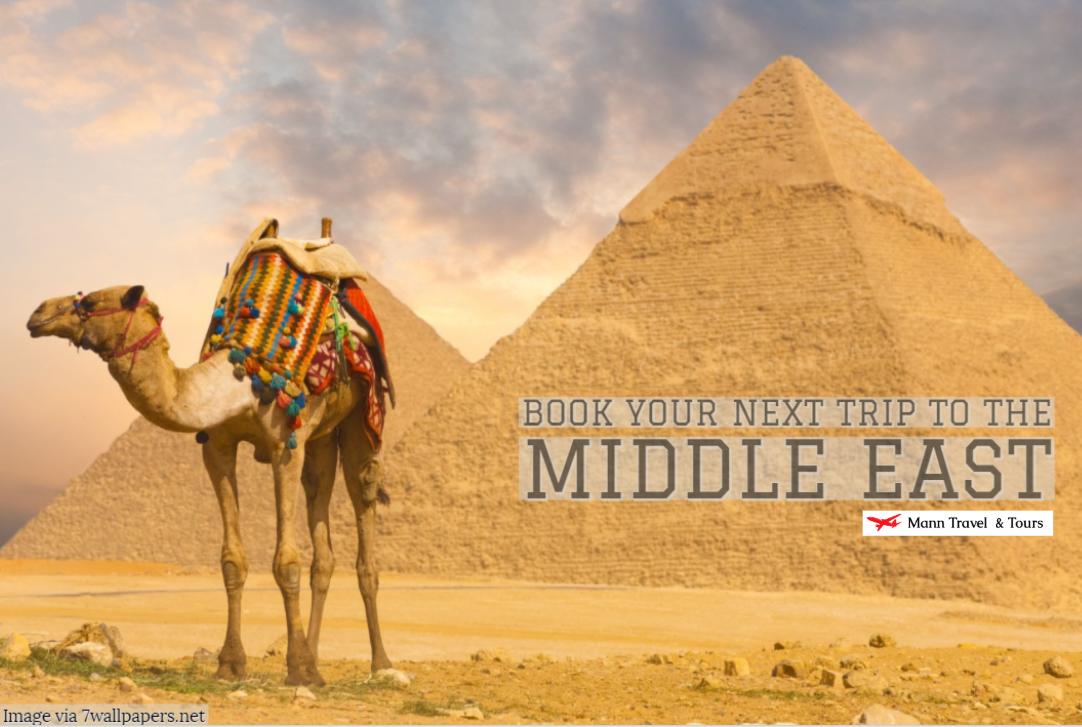 egypt ad for mann travel